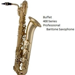 Buffet 400 Series Professional Baritone Saxes
