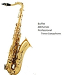 Buffet 400 Series Professional Tenor Saxes