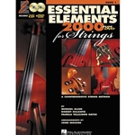 Essential Elements for Strings - Book 1
